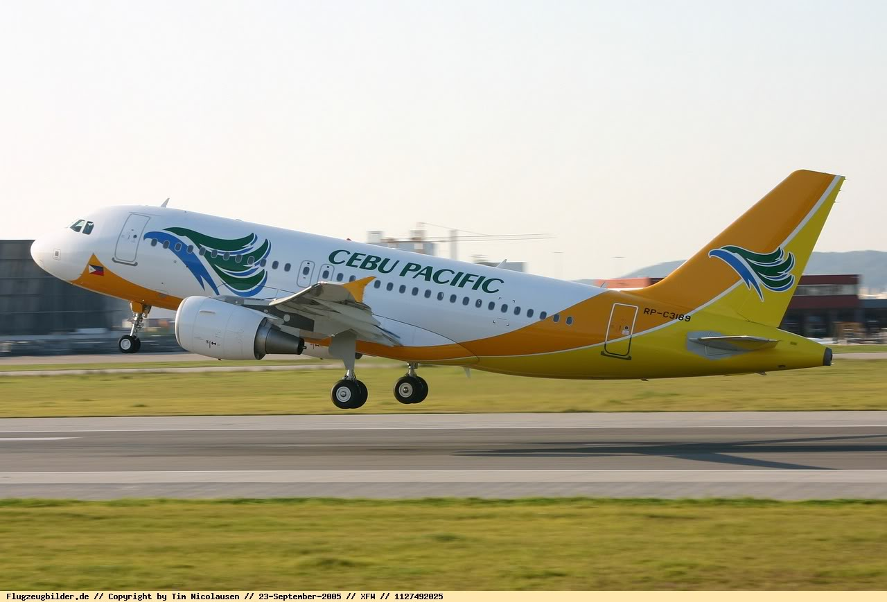 Cebu Pacific Domain