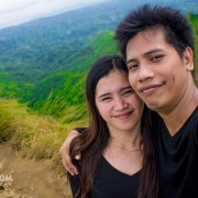 Grace Baque at Mt Batulao