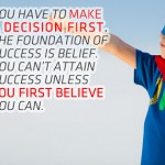 you first believe you can facebook cover quotes