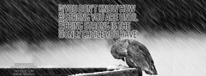 Bob Marley quotes facebook cover photo