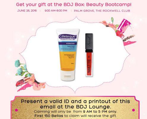 BDJ Box Beauty Bootcamp